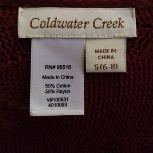 Coldwater Creek Sweaters - NWT Coldwater creek